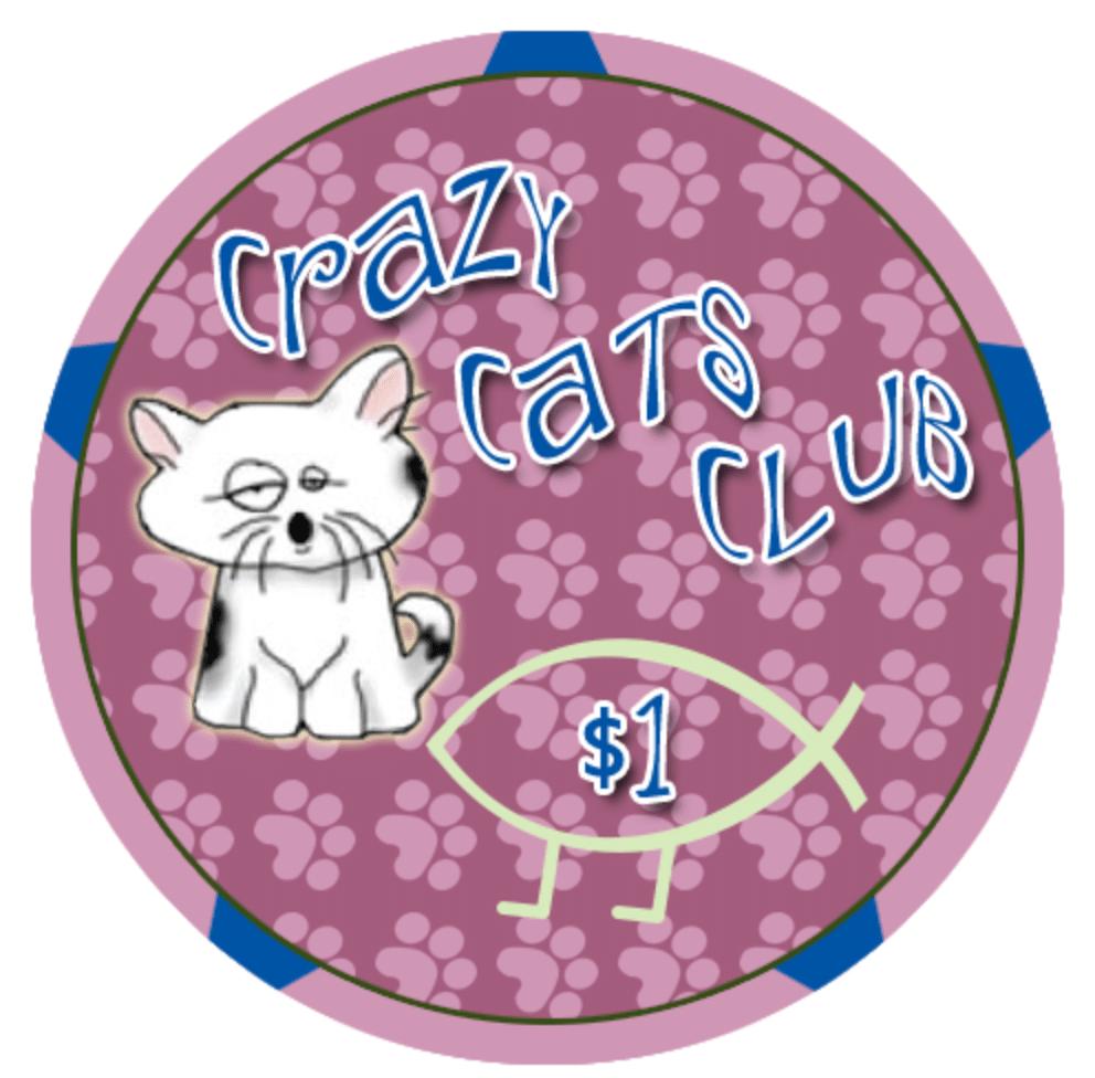 Crazy cats $1